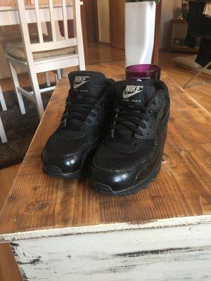 Nike AirMax, 38,5, schwarz Lack, wie neu