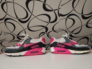 nike airmax 90 schwarz pink