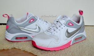 Nike , Airmax , Air , Max , Lunarlon , weiß , silber , pink , beliebt