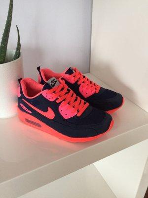 Nike Airmax blau-pink