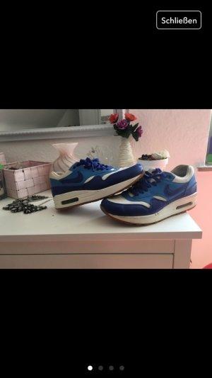 Nike airmax blau weiß