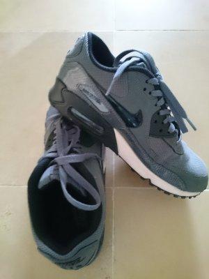 Nike Airmax grau weiss 39