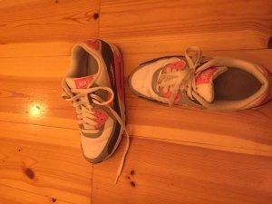 Nike Airmax Pink - grau - weiß - 40