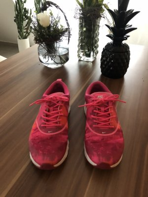 Nike Sneakers met veters roze-neonoranje