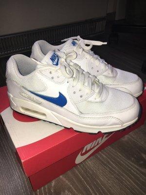 Nike Airmax weiß/blau