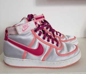 Nike and the Swoosh High Top Sneaker