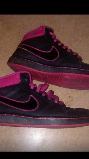 Adidas Originals Sneaker nero-magenta