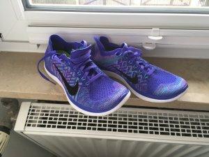 Nike Barefoot Ride 4.0  lila, türkis-pink