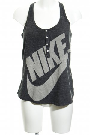 Nike Basic Top taupe Casual-Look