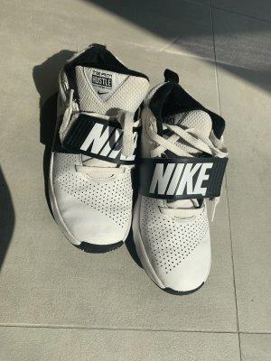 Nike Zapatillas con velcro blanco