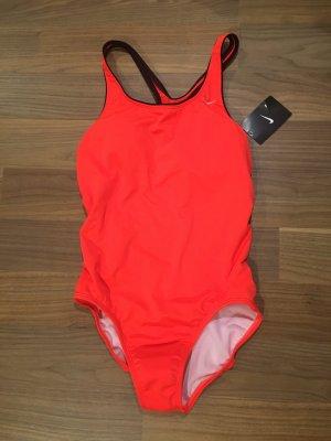 Nike Bathing Suit - Neon Orange