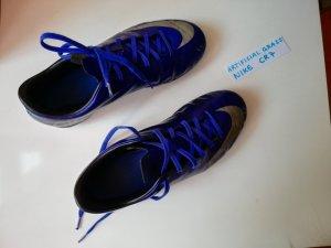 Nike Lace-Up Sneaker blue