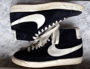 Nike Blazer black/white
