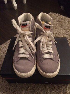 Nike Sneakers zilver-wit