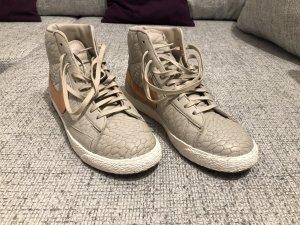 Nike Blazer grau/kupfer
