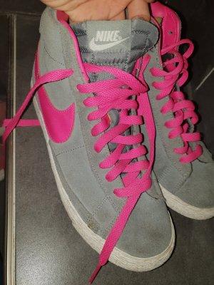 Nike blazer grau Pink