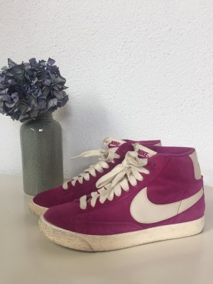Nike blazer high pink Beere 37,5 wieneu