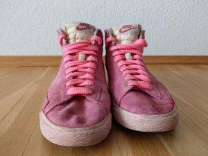 Nike Blazer - pink Neon