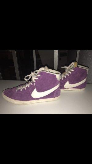 Nike Sneaker stringata lilla-blu-viola