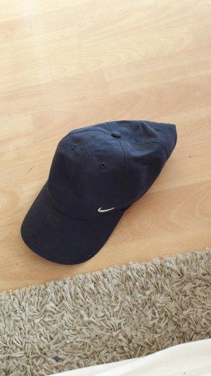 Nike Cap blau gut erhalten