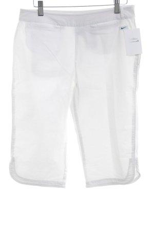 Nike Caprihose weiß sportlicher Stil