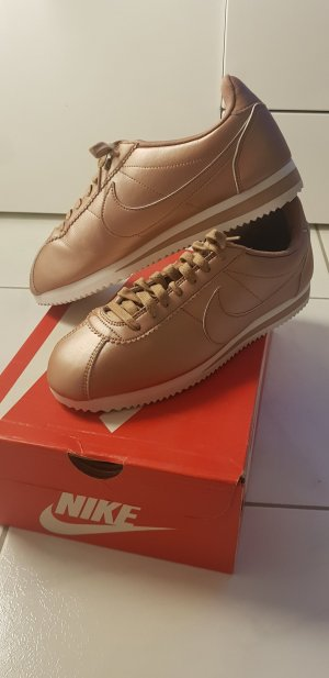 Nike Sneakers bronze-colored-rose-gold-coloured