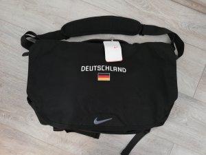Nike Schooltas zwart-grijs