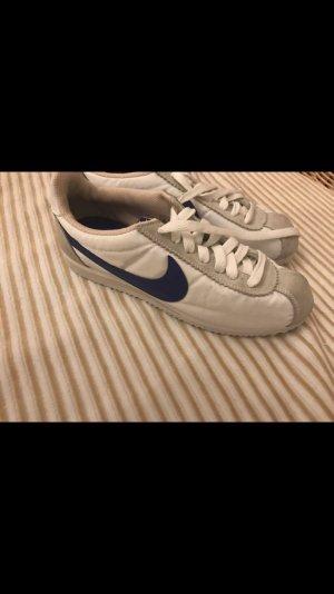 Nike Sneakers white-dark blue
