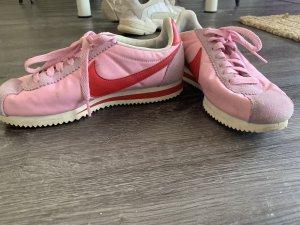 Nike Cortez pink rot 38