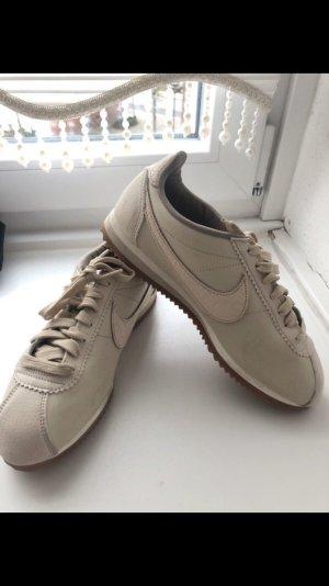 Nike Cortez Sneaker Damen beige