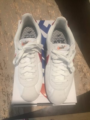 Nike Cortez weiß/blau/rot Neu