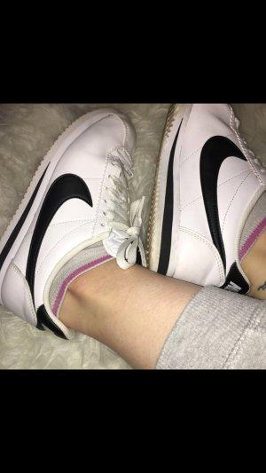 Nike Cortez weiß/schwarz