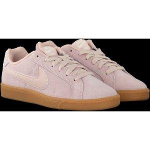 Nike – Court Royale – Sneaker aus Wildleder in Rosa