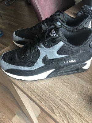 Nike Sneakers veelkleurig Imitatie leer