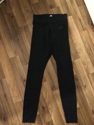 Nike Damen Leggings schwarz Gr S Neuwertig