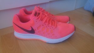 Nike Basket saumon-rouge clair