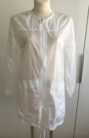 Nike Raincoat white nylon