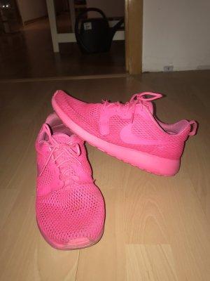 Nike Sneaker stringata rosa Materiale sintetico