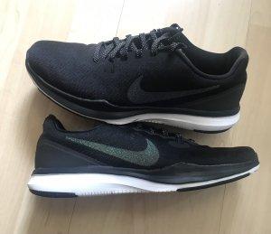 Nike Damen Schuhe Sportschuhe schwarz Glitzer 40,5 selten