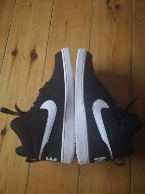 Nike Damen Sneaker schwarz air