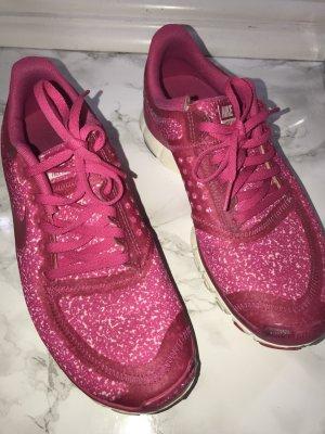 Nike Damen Wmns Free 5.0 V4 Pink Magenta Gr. 40