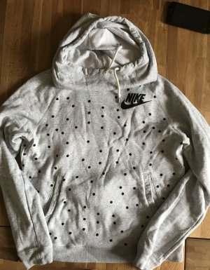 Nike Jersey con capucha gris-negro