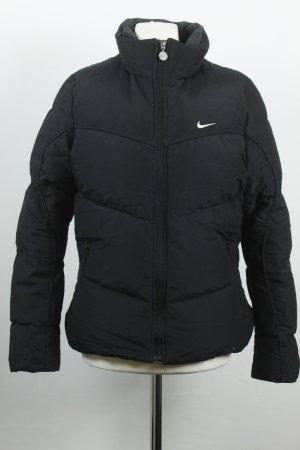 Nike Daunenjacke Gr. 34/36 schwarz
