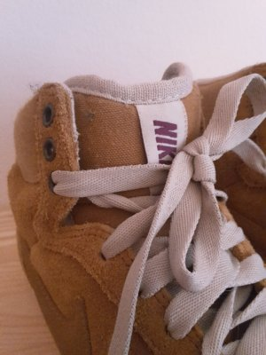 Nike Double Team LT HI 36 Sneaker cognac/wheat/braun