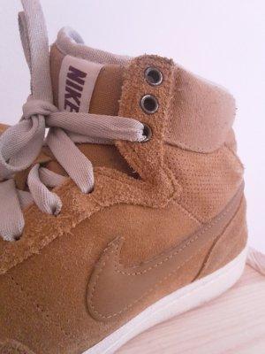 Nike Double Team LT HI 36 Sneaker cognac/wheat/braun