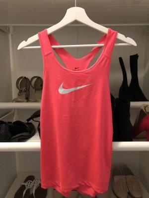 Nike Camisa deportiva magenta-rosa neón