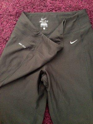Nike DRI - FIT Fitness Hose, grau, Gr. S