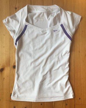 Nike Sportshirt wit Polyester