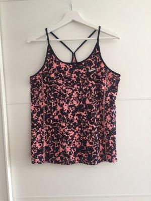 Nike Sports Shirt black-pink