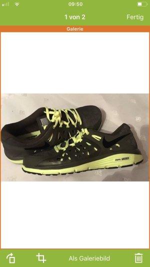 Nike DUAL FUSION RUN 2 SHIELD 616585-300 Schuhe Sportschuhe 45